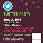 Twitter Party Goddess Garden #DownToOurRoots