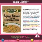 [Label Lesson] Soup Mix