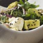 Avocado Tofu Salad Recipe