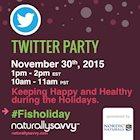 Nordic Naturals #Fisholiday Twitter Party November 30, 2015