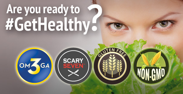 Naturally Savvy, #GetHealthy, Challenges