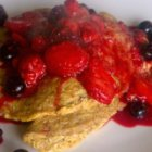 Guilt-Free Amaranth Pancakes Recipe with Saucy Berries