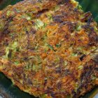 Carrot and Zucchini Pancakes Recipe