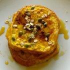 Cinnamon Oat Toast on Gluten-Free Bread Recipe