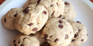 cocnut chocolate chip cookies