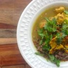 Chicken Coconut Curry Recipe with Wild Rice