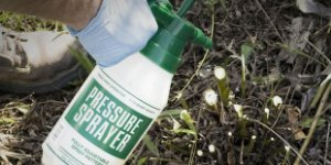 herbicide sprayer