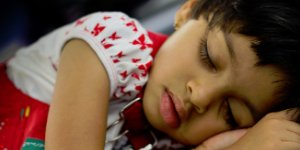 kid sleeping, sleeping child