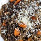 Lentil-Barley-Vegetable Skillet Recipe