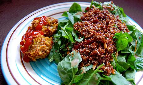 quinoa, kaniwa
