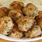 Turkey Meatloaf Bites Recipe