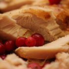 Turkey Breast With Barley-Cranberry Stuffing Recipe