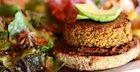 Vegetarian Millet Burger Recipe