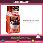 [Label Lesson] Flavored Coffee
