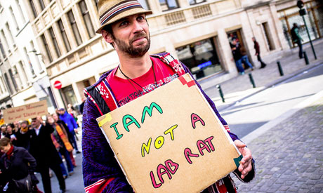 gmo, protests