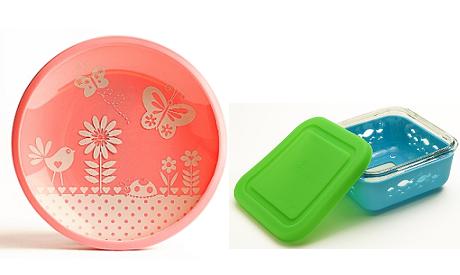 brinware, plastic, dishware