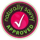 The Naturally Savvy Seal of Approval