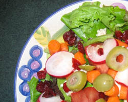 Defining the Mystery of Eating Well Joanne Capano Natural Nutrition Organic Salad