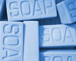 From Synthetic Chemicals to All Natural Soaps shower soap pure natural soap pure and natural soap natural soap recipes shower soap unscented body soap