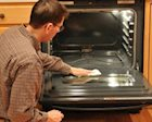 Clean Your Oven Without Toxic Chemicals