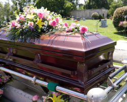 Green burials are a growing trend. Photo: iStock Photo.