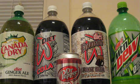 A new study shows that diet soda is linked to depression