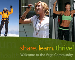 Support for Your Plant-Based Lifestyle Vega Bars Protein Powder Nutrition Exercise Weight loss