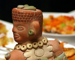 where did chocolate originate aztecs
