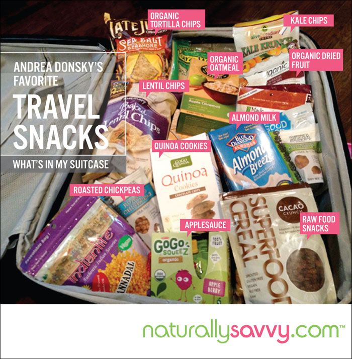 travel tips healthy snacks bring plane