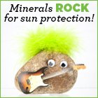 Sunscreens: Minerals Rock! Chemicals, Not So Much