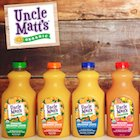 Uncle Matt's Orange Juice: No Need For Flavor Packets