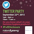 #FullDisclosure Twitter Party