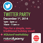 San-J #GlutenFreeHoliday Twitter Party!