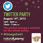 Barlean's #OmegaSwirl Twitter Party!