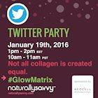 Neocell #GlowMatrix Twitter Party
