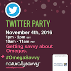 Nordic Naturals Twitter Party #OmegaSavvy