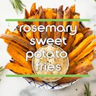 Rosemary Roasted Veggies 3 Ways
