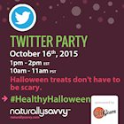 #HealthyHalloween Twitter Party Glee Gum