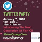 Nordic Naturals #NewOmegaYou Twitter Party