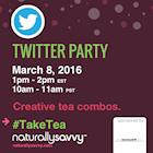 Bigelow Tea Twitter Party #TakeTea Tea Combos
