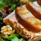 Arctic Char Recipe with Grilled Pear