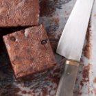 Dark Chocolate Black Bean Brownies Recipe