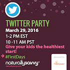 #FirstDays Twitter Party