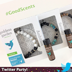 Goddess Garden Makes #GoodScents Twitter Party