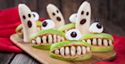 Healthy Halloween Recipes for Happy Ghouls and Goblins