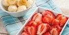 Strawberry Banana Panini Recipe