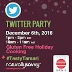 San-J #TastyTamari Twitter Party