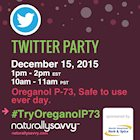 North American Herb & Spice #TryOreganolP73 Twitter Party
