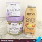 Join Us and #Matys Healthy Products for a Twitter Party