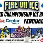 World Championship Ice Racing at Sun National Bank Center